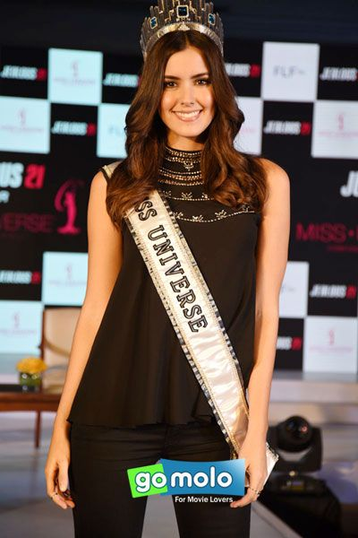 Pauline Vega at the Launch of 'Jealous 21' fashion collection in Mumbai