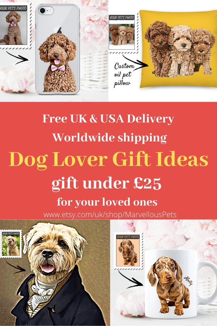 Gifts For Dog Lovers Are You Looking For A Perfect Present For Many Occasions You Found The Right Place Please Visit My E In 2020 Dog Gifts