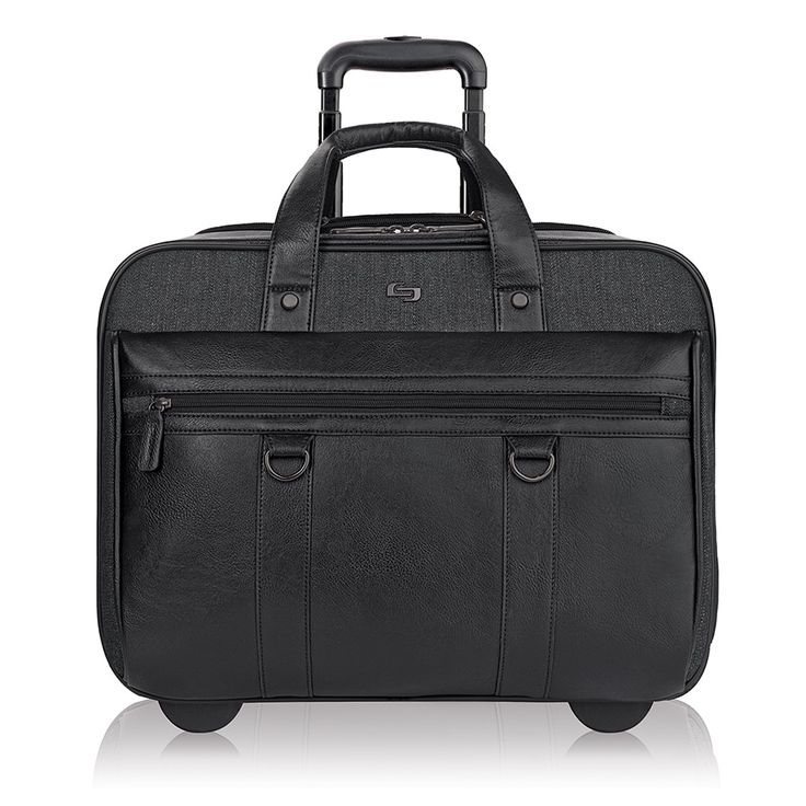 Solo Bradford 17.3-inch Executive Rolling Laptop Case