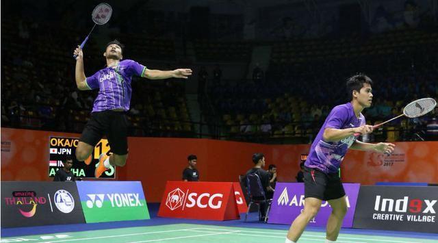 JENDELA KITA: sport news today ! Berry / Hardianto badminton cha...