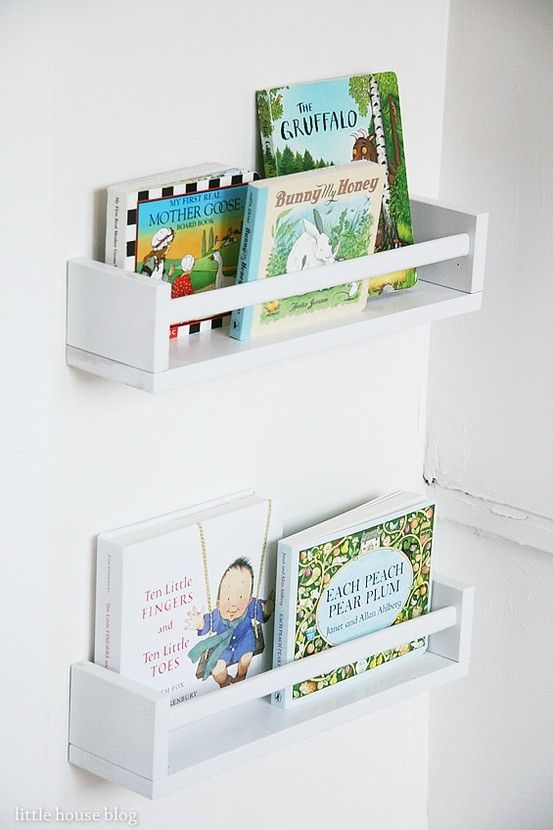 DIY Ikea Spice Rack to Bookshelves! Also, i'd like to make one to hang in the kitchen, to set a tablet in so I can use all these pinterest recipes easier than losing the tablet or laptop in the mess of cooking madness.