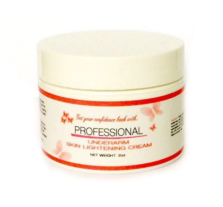 Extra Strength Underarm Whitening Cream – BeBlemishFree.Com #Skinwhiteningproducts