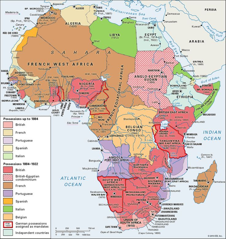 the imperialist expansion of italy in 19th century africa New imperialism was a period of colonial expansion by european powers italy held an interest in north africa the 19th century: the new imperialism.