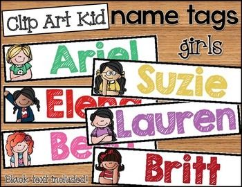 Editable Name Tags are the prefect way to personalize your student's desk, locker, or mailbox/cubby. My class went crazy over these name tags when they saw them on their desk!This editable file allows you to quickly and easily create and print a name tag for every student in your current and future classes!