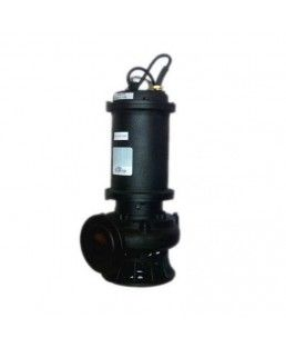 Kirloskar Eterna Waste Disposer Pump-1500 CW, Code No. T11160125234, Delivery Pipe Size (mm) 50, Solid Size- 20 mm, Three Phase Power Supply and Rated Voltage 415 Volts, Impeller Material- Cast Iron, Power Rating 2 HP and 1.5 KW, Pressure (Bar) 1.3, Head Range 9-16 Meter, Flow Range 120-360 LPM, Packaging Unit-1, Warranty- As per manufacturer's warranty policy.