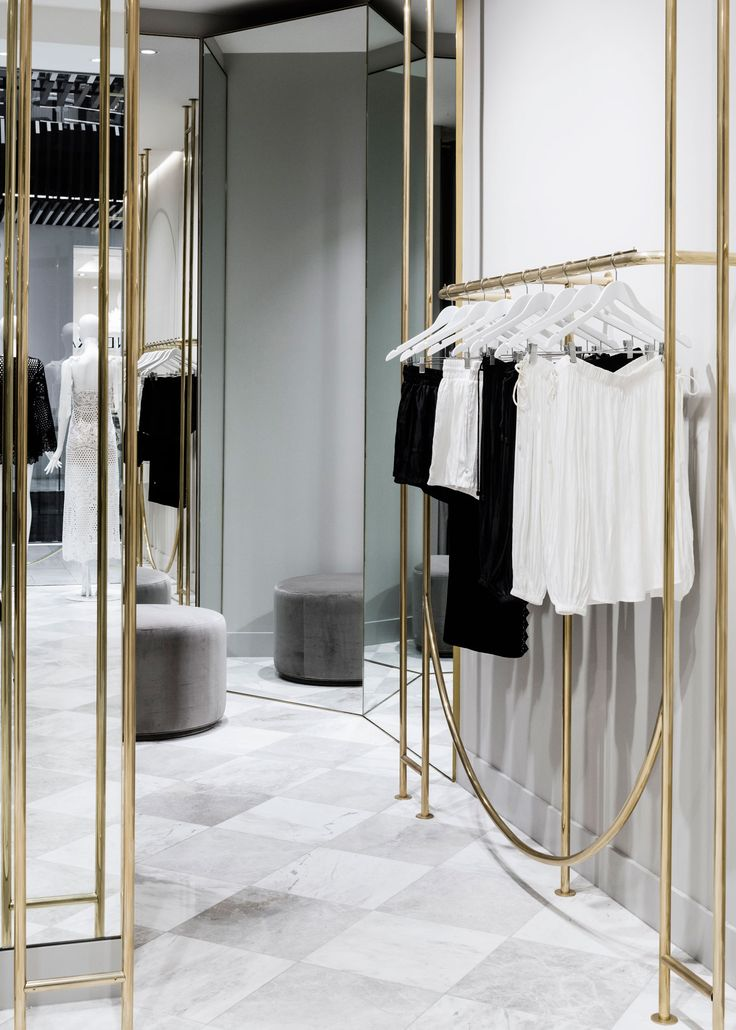 Studio Wonder's latest Melbourne store for Alice McCALL is a culmination of a long-standing relationship, resulting in a beautifully layered interior  | Photography by Tom Blachford