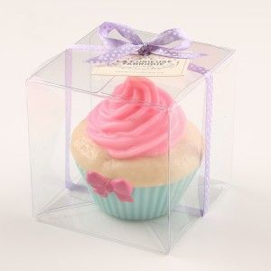 #American #Cupcake #Box #Candle #Bougie