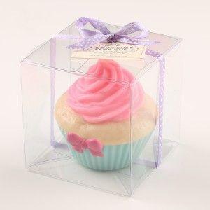 #American #Cupcake #Box #Candle #Bougie