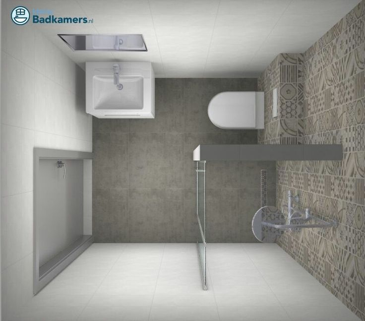 Nice Small Bathrooms: 66 Best 3D Badkamer Ontwerpen Images On Pinterest