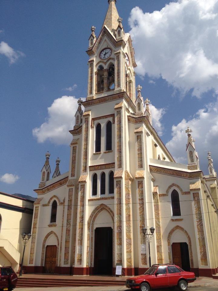 Colombia - Cerinza, Boyaca.