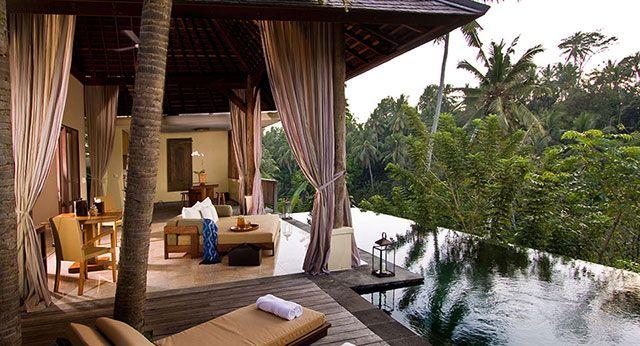 Komaneka at Bisma, Ubud Bali Hotels Resort Spa