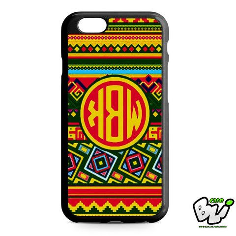 Monogram iPhone 6 Case | iPhone 6S Case