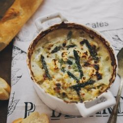 Spring vegetable and goat cheese dip | Someday I will cook this | Pin ...