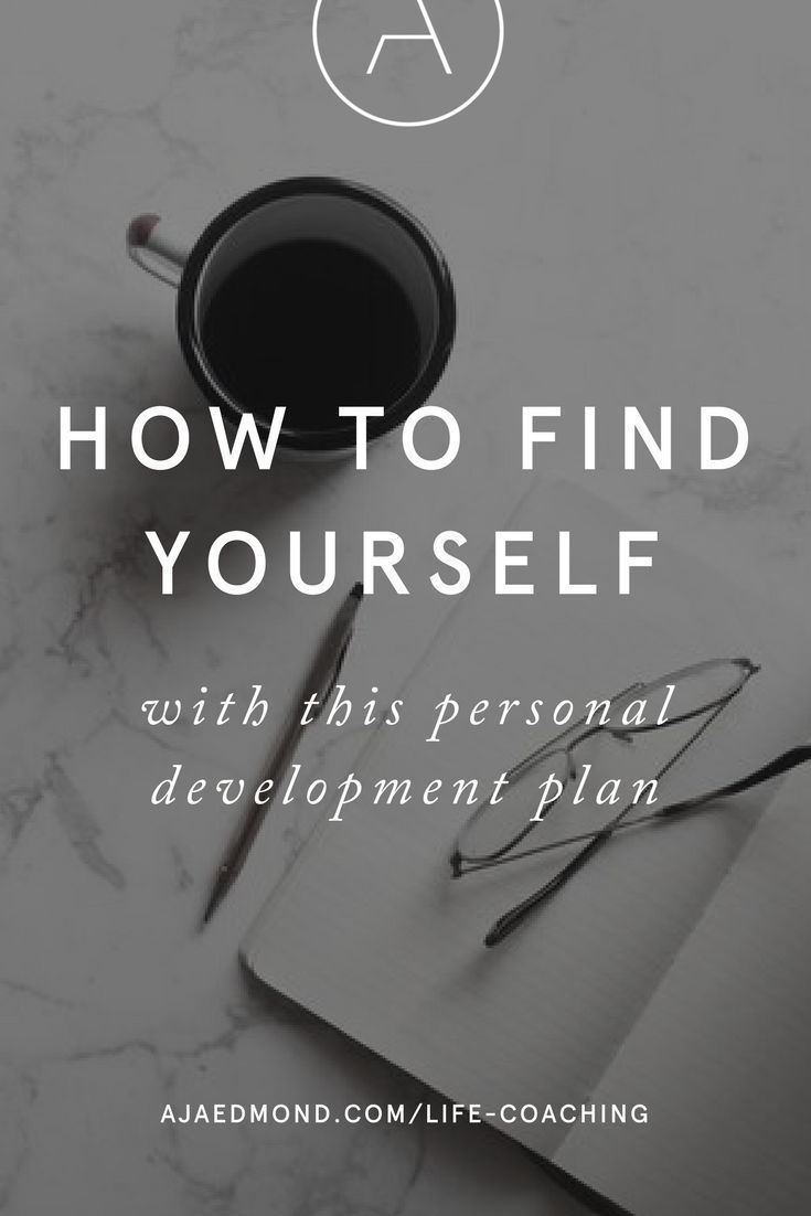 How to be happy: find yourself with this personal development plan