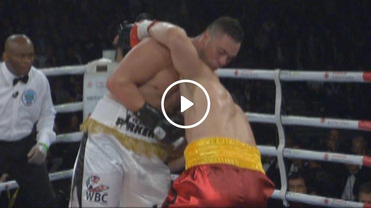Live updates Joseph Parker v Alexander Dimitrenko - TVNZ