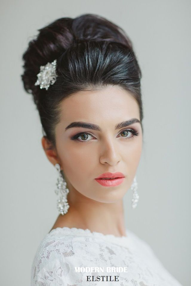 Wedding Inspiration Vintage Wedding Hair Wedding