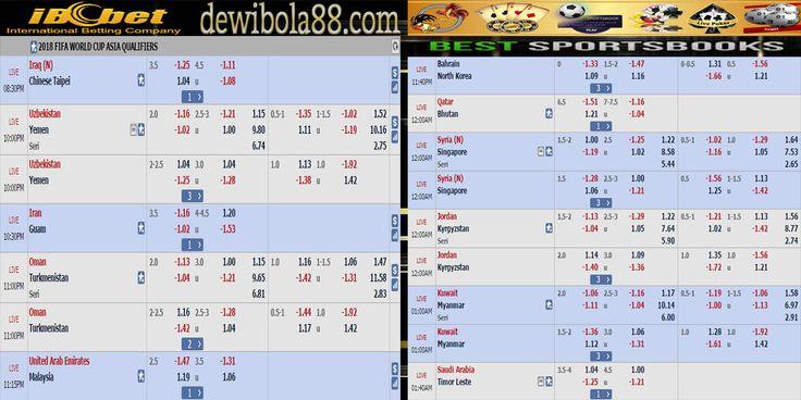 Dewibola88.com | FIFA WORLD CUP 2018 ASIA QUALIFIKASI |Gmail        :  ag.dewibet@gmail.com YM           :  ag.dewibet@yahoo.com Line         :  dewibola88 BB           :  2B261360 Path         :  dewibola88 Wechat       :  dewi_bet Instagram    :  dewibola88 Pinterest    :  dewibola88 Twitter      :  dewibola88 WhatsApp     :  dewibola88 Google+      :  DEWIBET BBM Channel  :  C002DE376 Flickr       :  felicia.lim Tumblr       :  felicia.lim Facebook     :  dewibola88