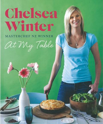 Chelsea Winter - At my Table Masterchef NZ winner 2012