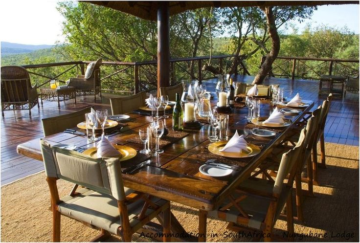 Surrender to the peacefulness of Nungubane Lodge. Vaalwater accommodation.