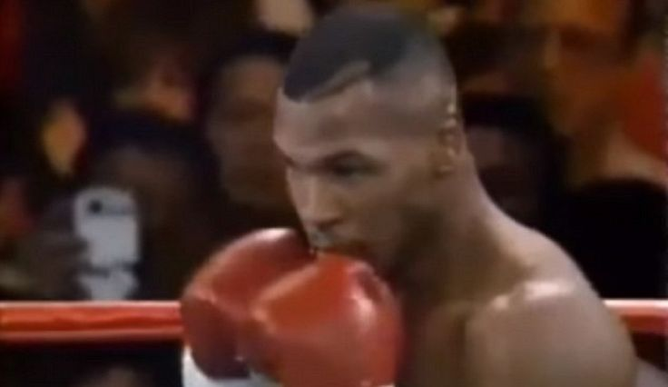 1995 Mike Tyson Fight Captures Alleged 'Time Traveler' With 'Smartphone' Filming Fight, Sparks Conspiracy Theories