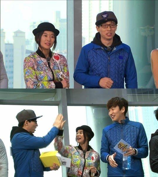 Enjoy Korea with Hui: Ye Ji Won undressed Yoo Jae Suk's past in 'Running...