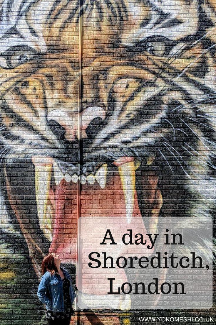 Dinerama Shoreditch: How To Spend A Fun Day In Shoreditch, London