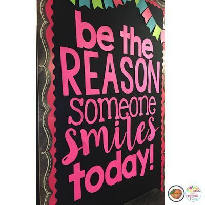 Spreading Smiles in the Classroom! A freebie!