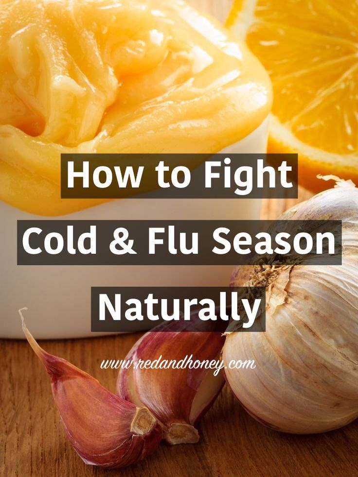 how to help your body fight a cold