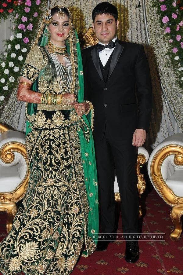 Rasheed and Sharon's wedding reception at Paigah Palace in Hyderabad - Times Of India