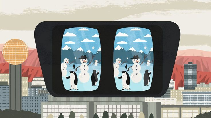 """Virtual-reality worlds filled with penguins and otters are a promising alternative to painkillers  """"It's like a crawly feeling inside,"""" says Judy*. """"You get hot, then chilled, and you feel like you want to run away."""" The 57-year-old has short dark-grey hair and a haunted expression. #virtualreality"""