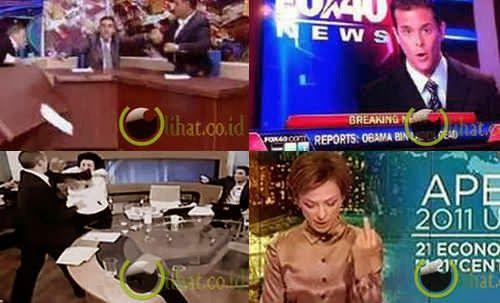 5 Kejadian yang paling Memalukan di Siaran Televisi
