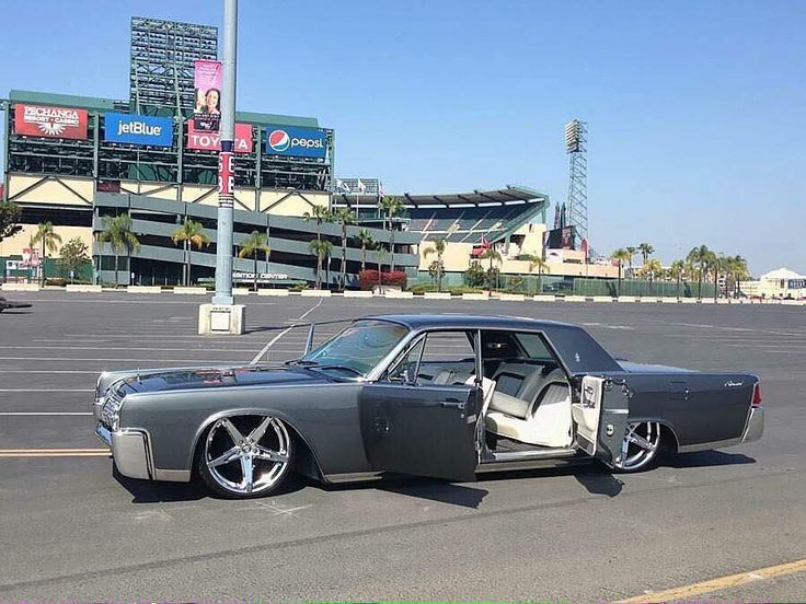 17 Best Images About Slammed Lincoln Continental On
