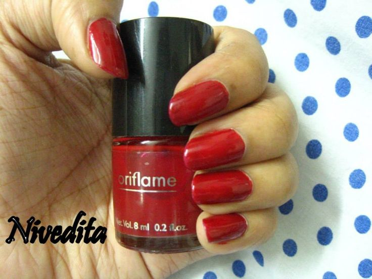 Verniz Pure Colour - Red Classic
