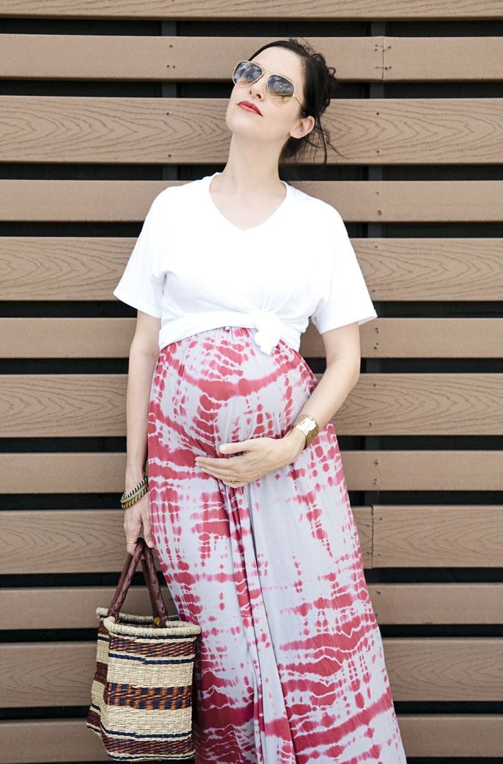 225 best maternity closette images on pinterest maternity styles love this maternity look especially because all it takes is a maxi dress and ombrellifo Images