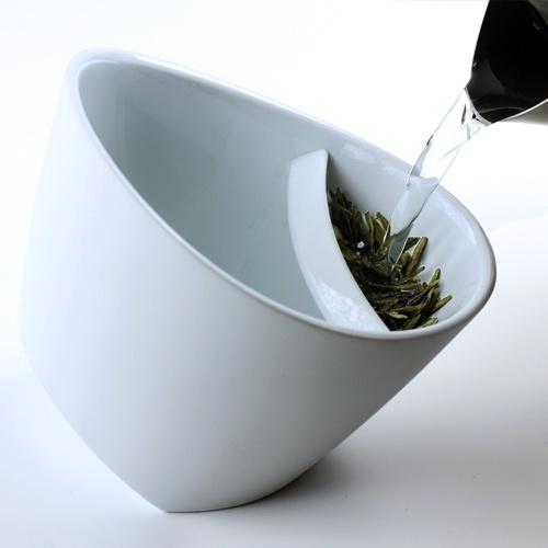 Magisso White Teacup. $22