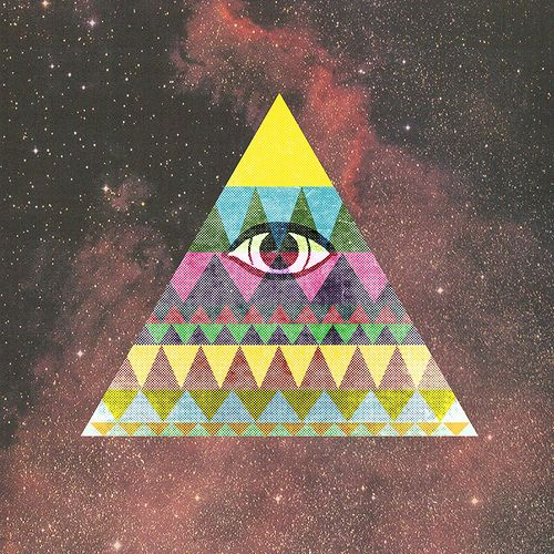 Nebula Eye Triangle