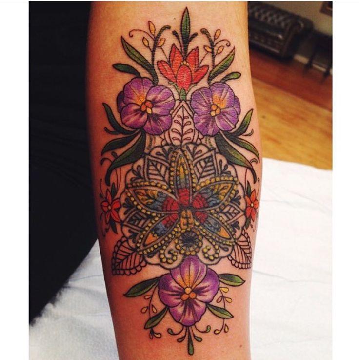 Tattoo by Kim Saigh at Memoir Tattoo