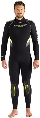 Castoro Man Wetsuit - 5mm [4/L] -- Click on the image for additional details.