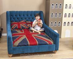 Кровать для мальчика с мягкими бортиками , фото 2