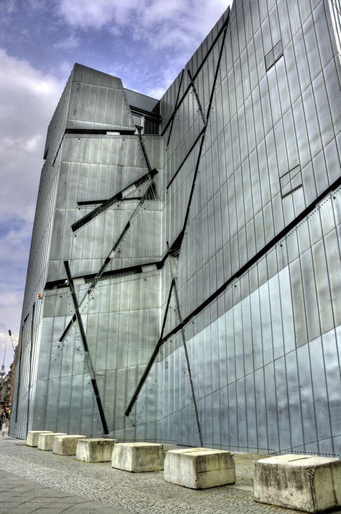 Daniel Libeskind's Jewish Museum, Berlin