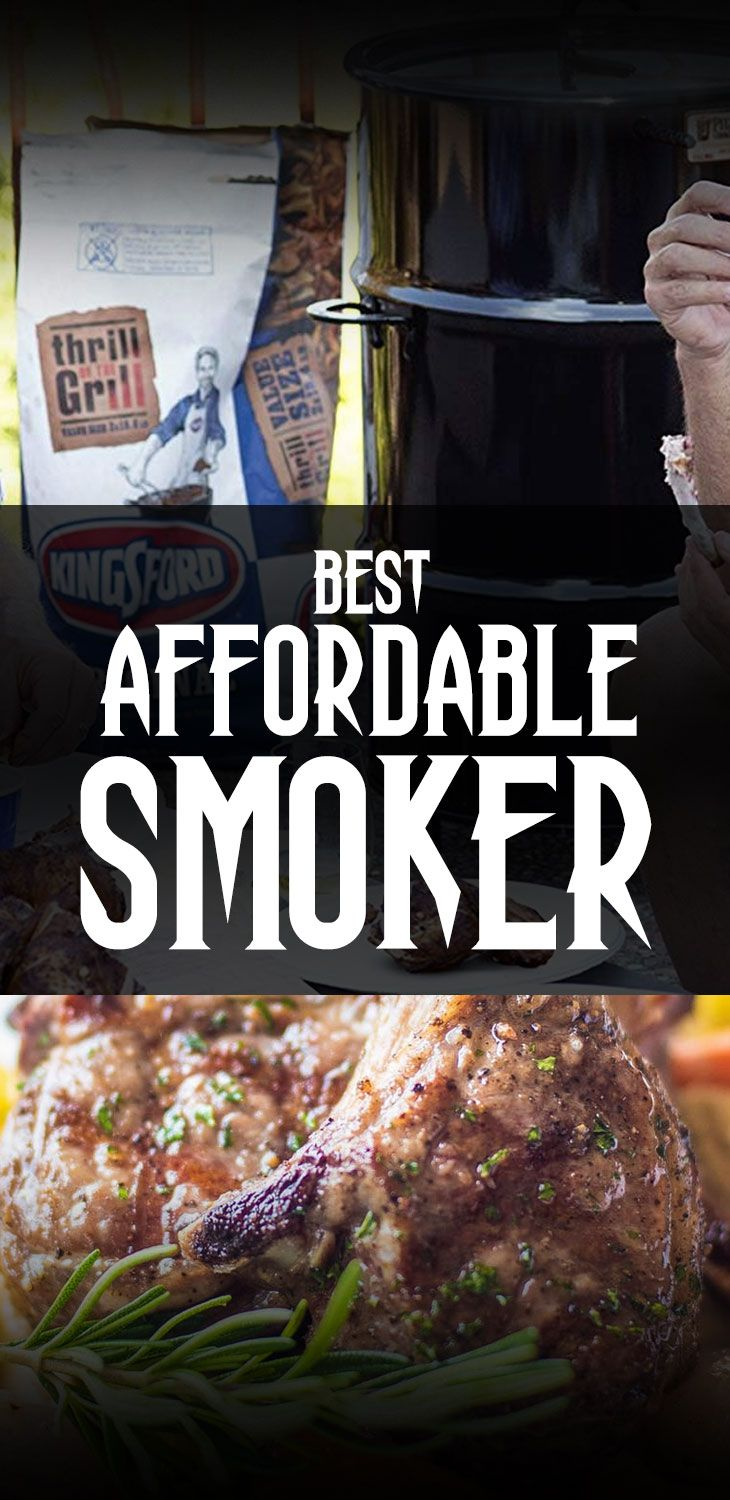 Best smoker for beginners in 2020 must read before you