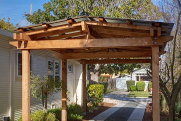 Best 25 Pergola Carport Ideas On Pinterest Gazebo