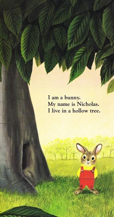 Nicholas the Bunny  - Richard Scarry