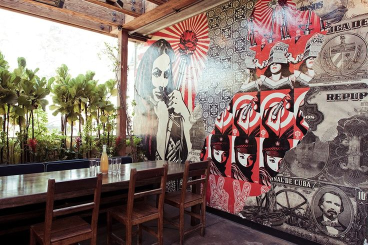 1000 images about wall murals on pinterest restaurant for Mural restaurant