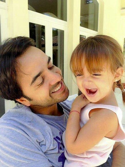 Luis Fonsi y su hija Mikaela!