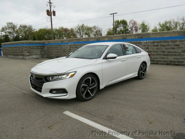 Ebay Advertisement 2019 Honda Accord Sedan Sport 1 5t Cvt Port 1 5t Cvt 4 Dr Sedan Cvt Gasoline 1 5l 4 Cyl Honda Accord Sport Accord Sport Honda Accord