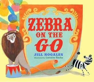 ZEBRA ON THE GO - Karlin Gray