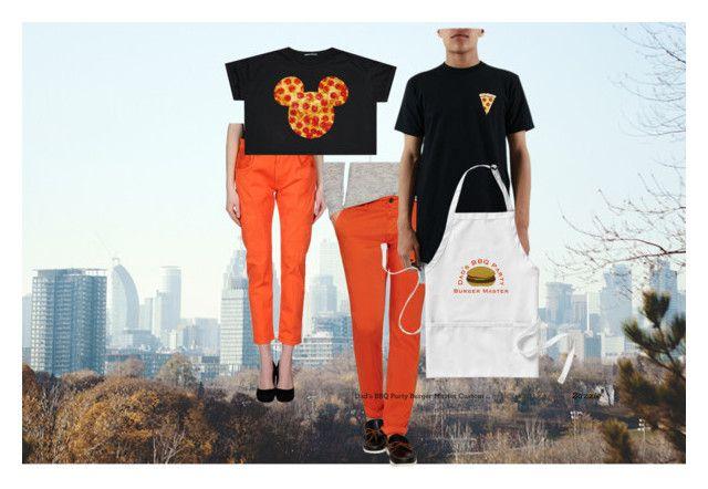 Pizza 4 by jana-khramova on Polyvore featuring картины