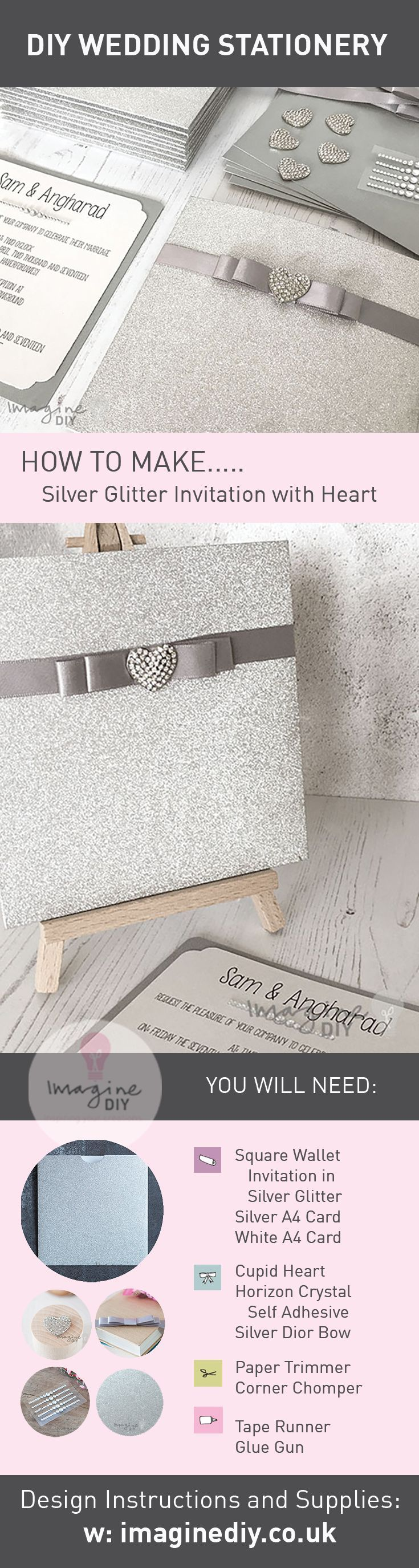 282 best How to Make DIY Wedding Stationery images on Pinterest