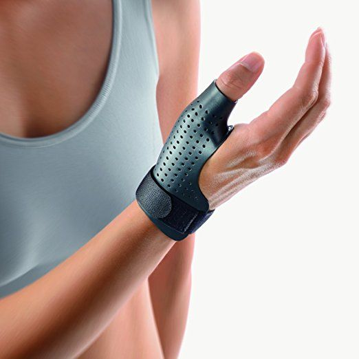 Bort SellaDur Thumb Arthritis & Thumb Sprain Treatment-L-Left